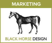 Black Horse Design Marketing (Leicestershire Horse)