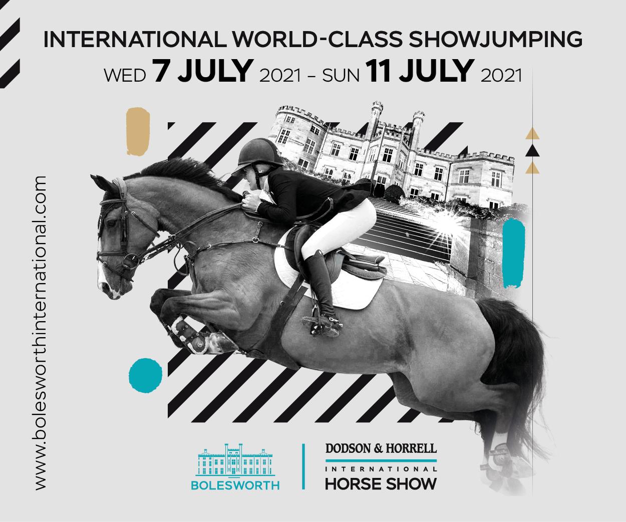 Bolesworth 2021 (Leicestershire Horse)
